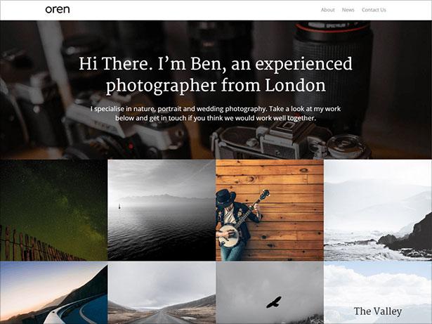 Minimal-Simple-Portfolio-Theme-2016