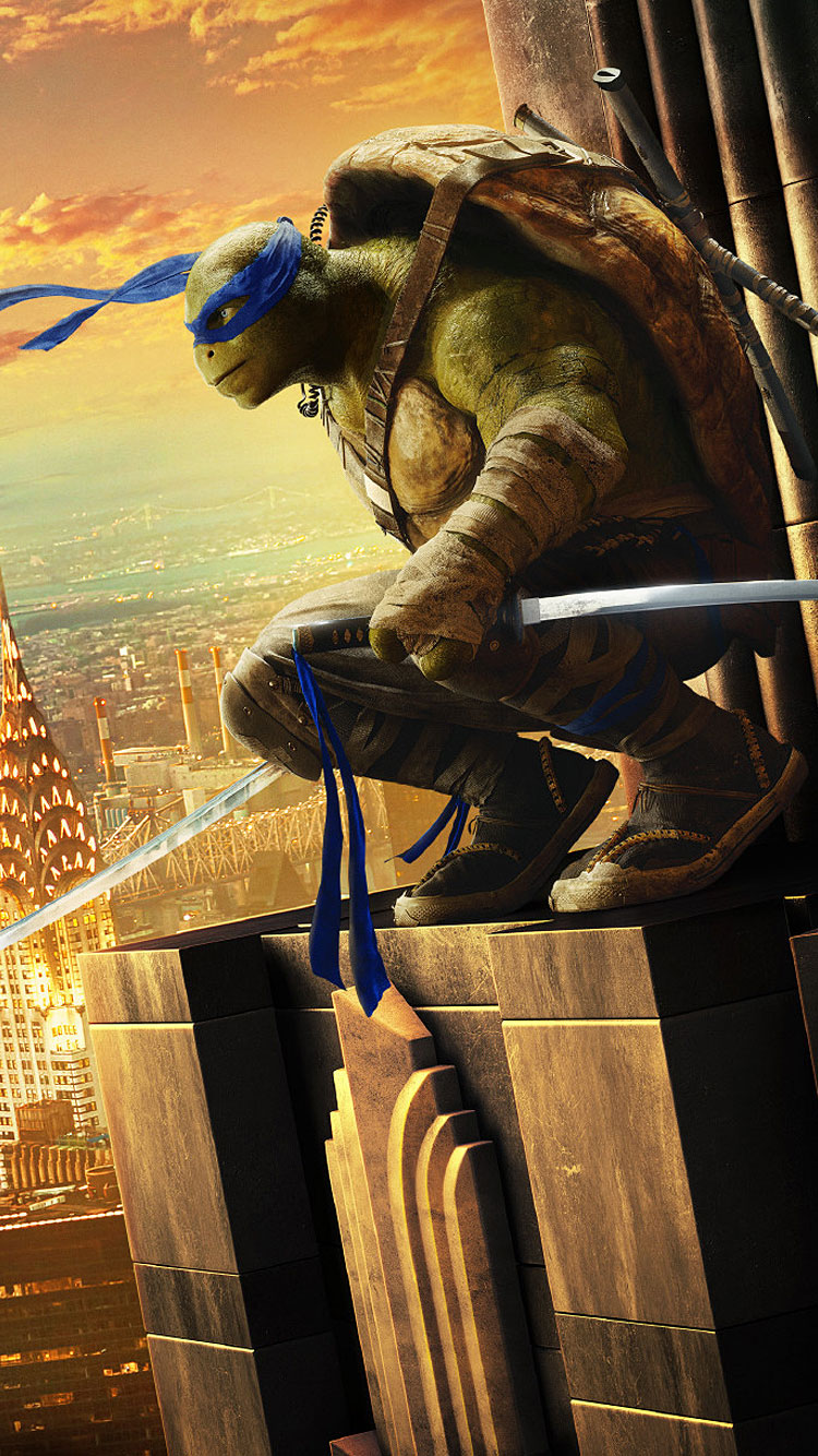 Teenage_Mutant_Ninja_Turtles_2016_Leonardo-TMNT-2-iPhone-6-Wallpaper