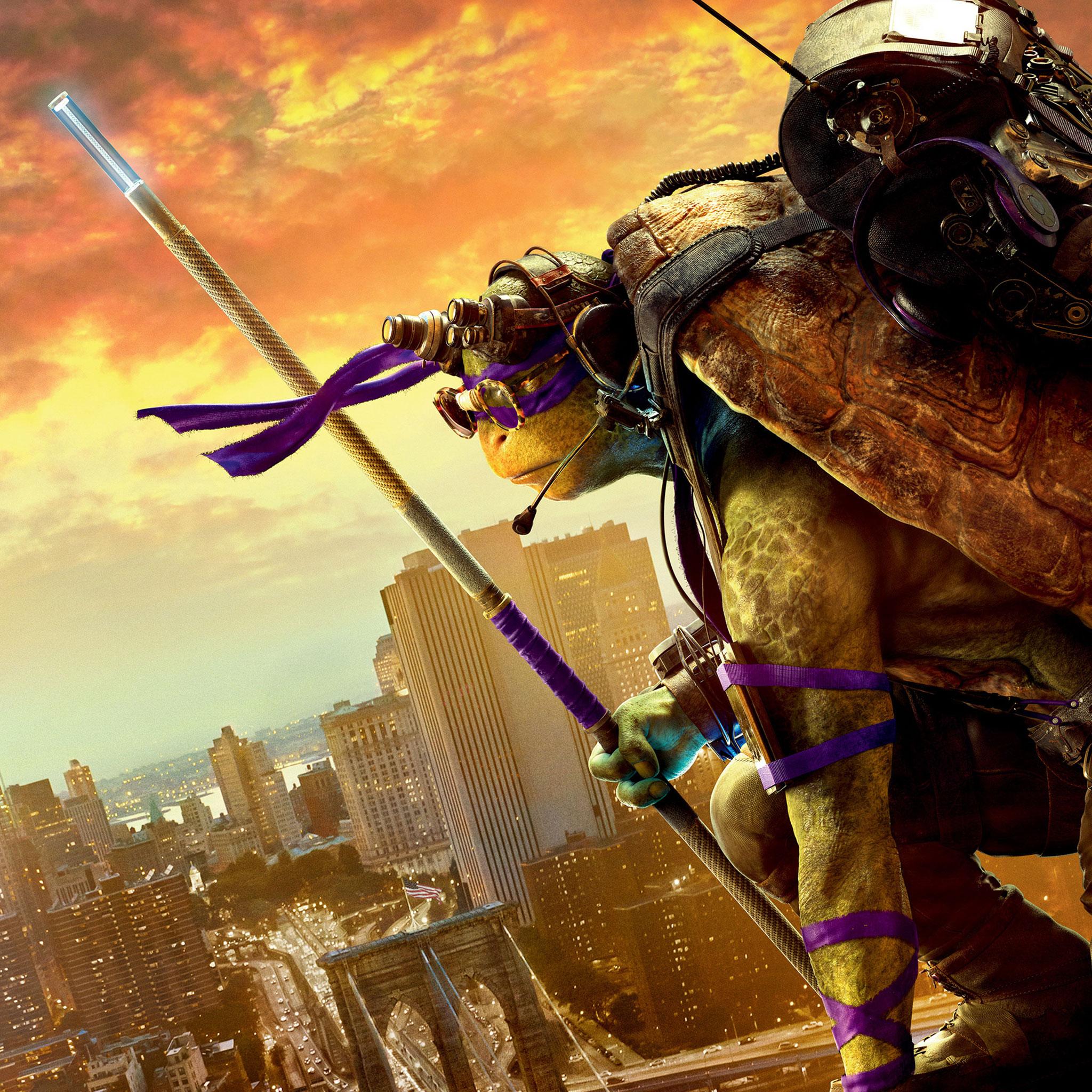 The Origin of The Teenage Mutant Ninja Turtles