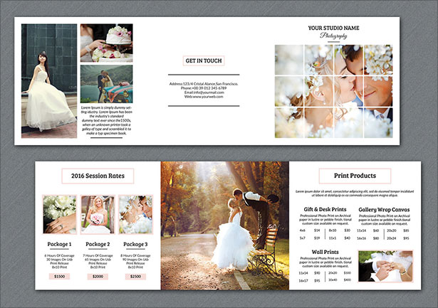 Photography-Brochure-Template-Design