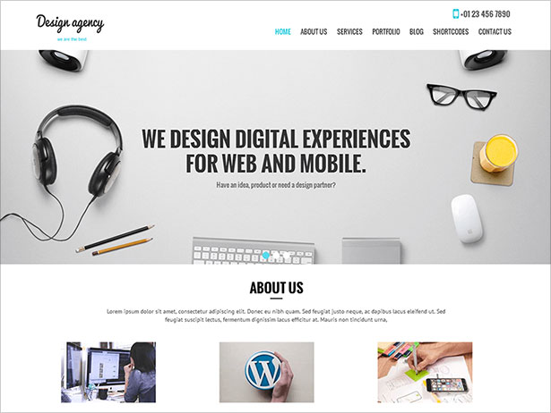 SKT-Design-Agency-responsive-WordPress-theme-for-web-design-firms