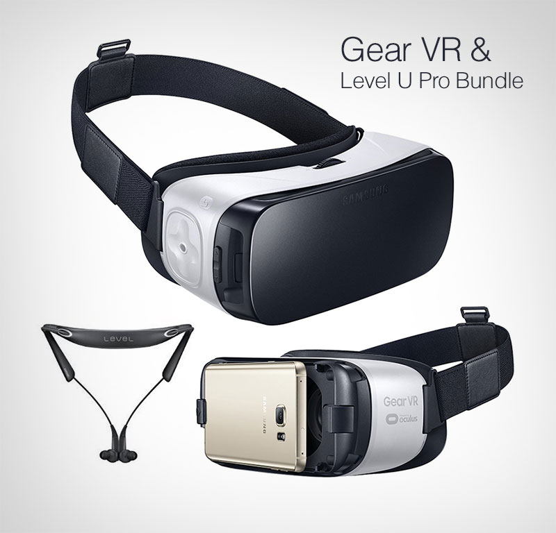 Samsung-Gear-VR--Virtual-Reality-Headset-Gear-Level-U-Pro-Bundle