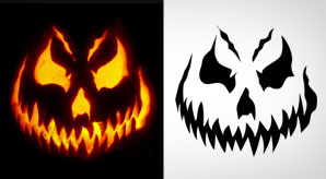 10-Free-Halloween-Scary-Pumpkin-Carving-Stencils,-Patterns,-Templates,-Ideas-for-2016
