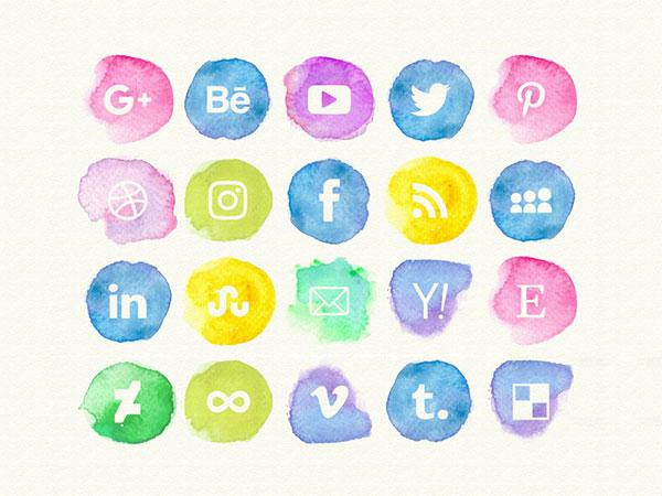 20-Free-Vector-Social-Media-Icons-2016