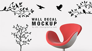Free-Wall-Decal-Sticker-Mockup-PSD-File-2