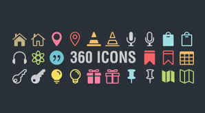 10+-Useful-Icon-Sets-for-Graphic-Designers