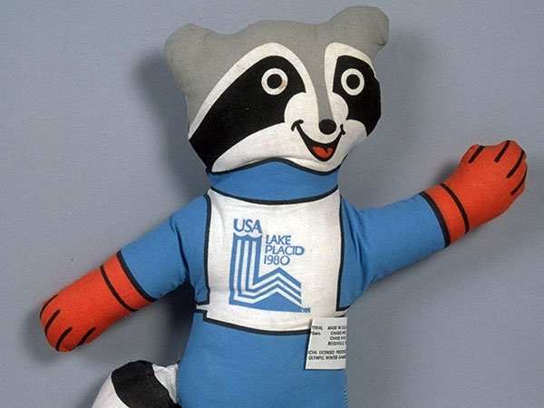 1980-Lake-Placid-Olympic-Mascot-Roni-the-raccoon