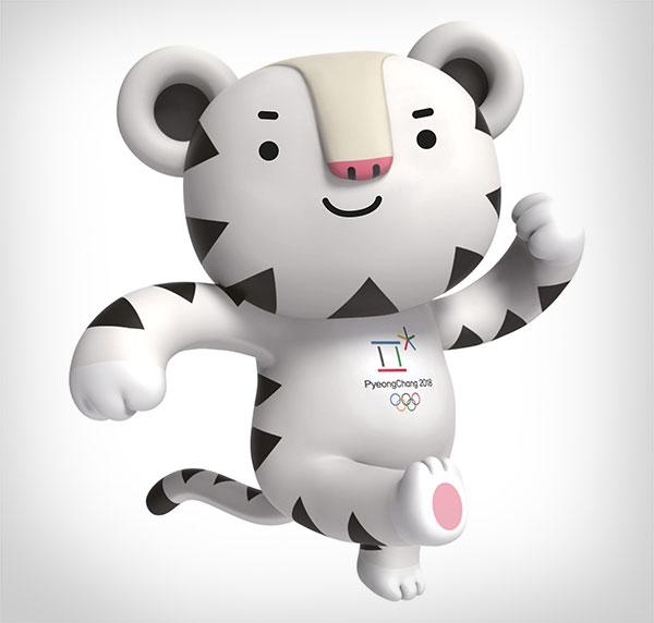 2018-Soohorang-Olympic-Mascot-for-Pyeongchang