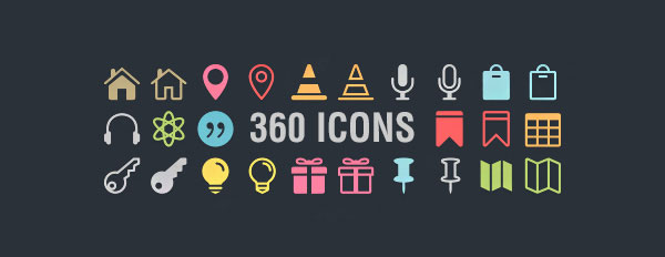 360-Best-Free-Icons-For-Modern-Websites