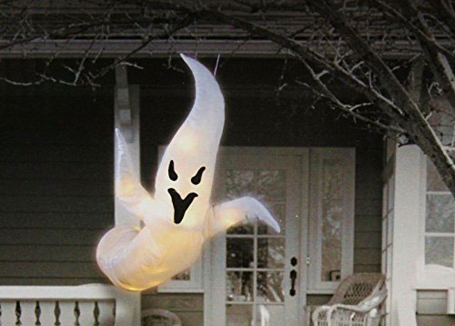 48-inch-Lighted-Hanging-Fabric-Ghost
