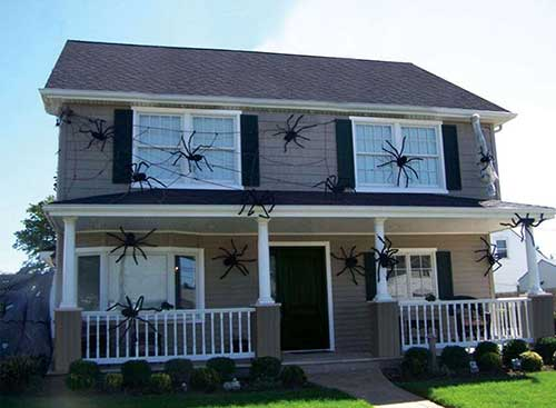 Spider-Best-Halloween-Decoration-Ideas-2016