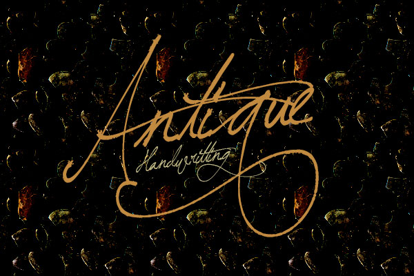 Antique-handwritting-font-free-download