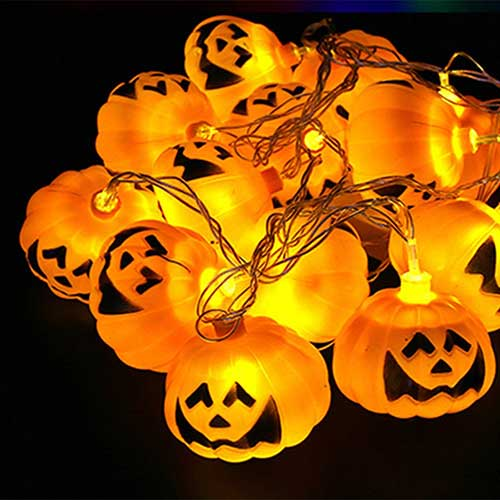 Battery-Powered-3D-Jack-O-Lantern-Pumpkin