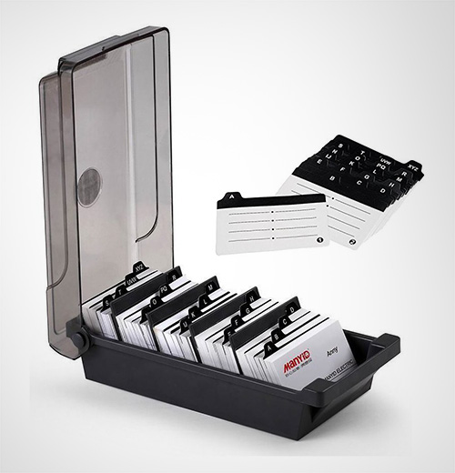Best-Business-Card-Organizer-Cheap