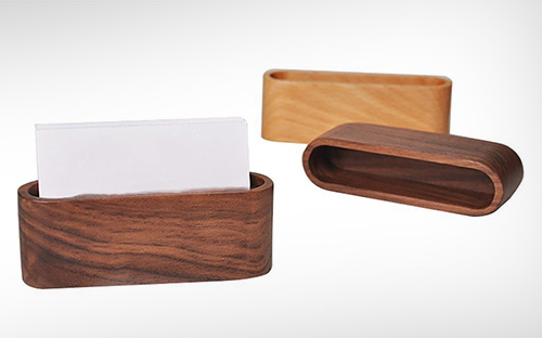 Brown-Walnut-Wood-Business-Card-Holder