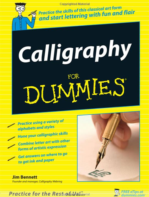 Calligraphy-for-dummies