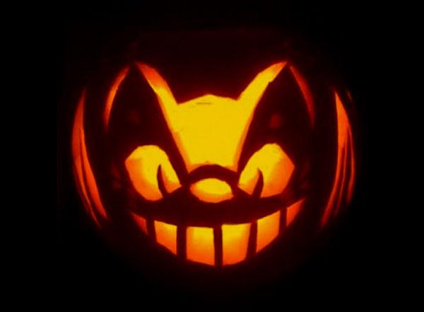 Catbus Pumpkin Caving Image