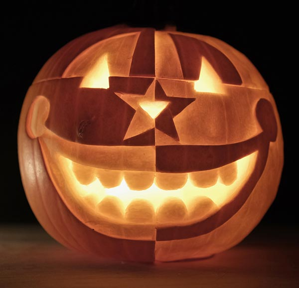 cool jack pumpkin carving - Pumpkin Halloween Carving