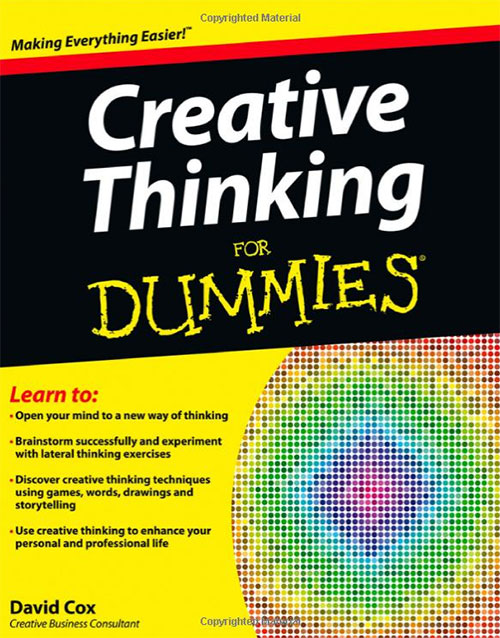 Creative-Thinking-Books-for-Dummies