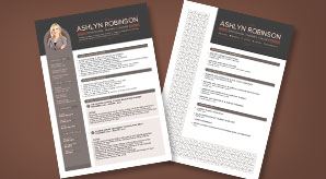 Free-Premium-Professional-Resume-(CV)-Design-Template-in-Ai-&-EPS-Format