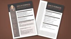 Free-Premium-Professional-Resume-(CV)-Design-Template-in-Ai-&-EPS-Format