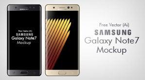 Free-Vector-Samsung-Galaxy-Note-7-Mockup-in-Ai-&-EPS-2