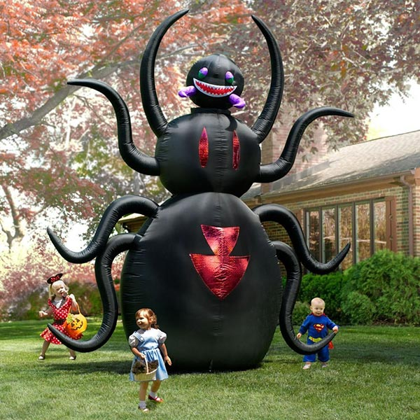 GIANT-12-Feet-Tall-Animated-Spider-Outdoor-Yard-Decoration-2016