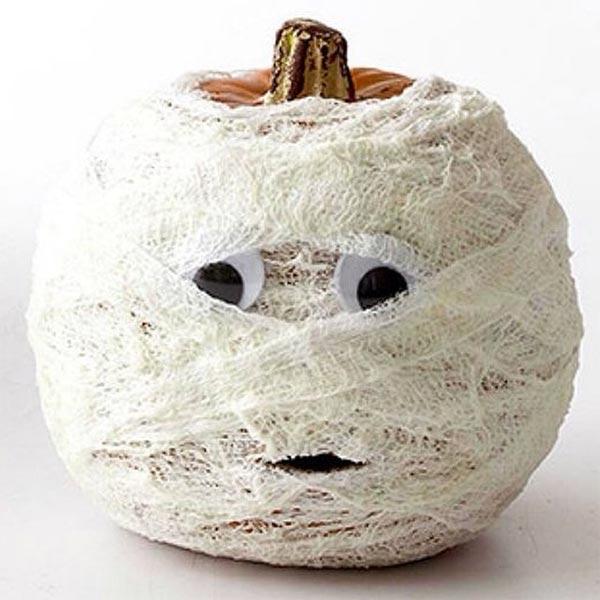 Halloween-Mummy-Pumpkin