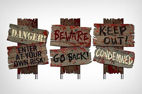 Halloween-Sidewalk-Signs