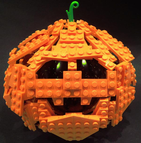 lego pumpkin ideas - Cool Halloween Designs