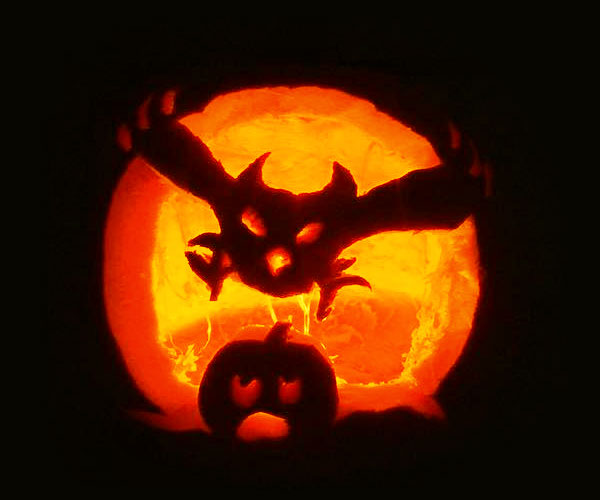 Owl-pumpkin-carving-pattern