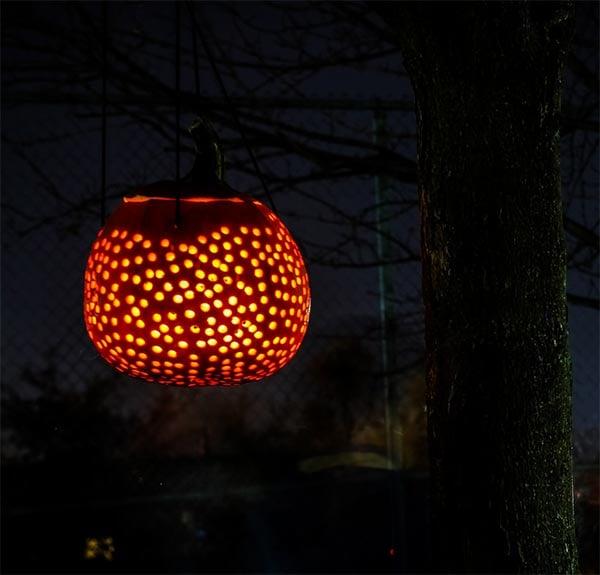 Pumpkin-lantern