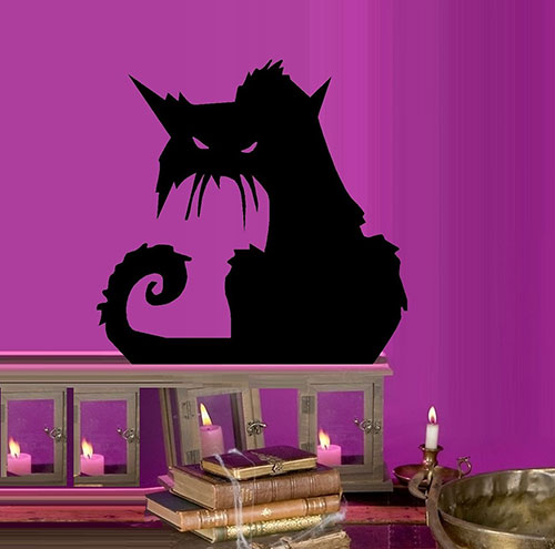 Scary-Cat-HALLOWEEN-WALL-Decal