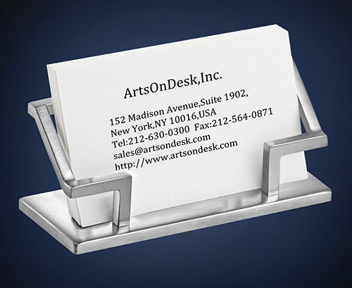 Stainless-Steel-Business-Card-Holder