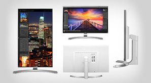10 Best IPS Display 24 - 27 Inches LED - LCD for Graphic Designers
