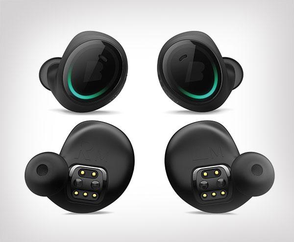 Bragi The Dash Truly Wireless Smart Earphones 2