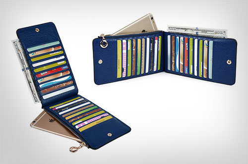 Genuine-Leather-Multi-Card-Organizer-Wallet
