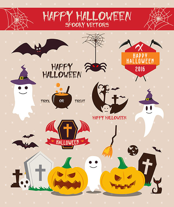 happy-halloween-spooky-vectors