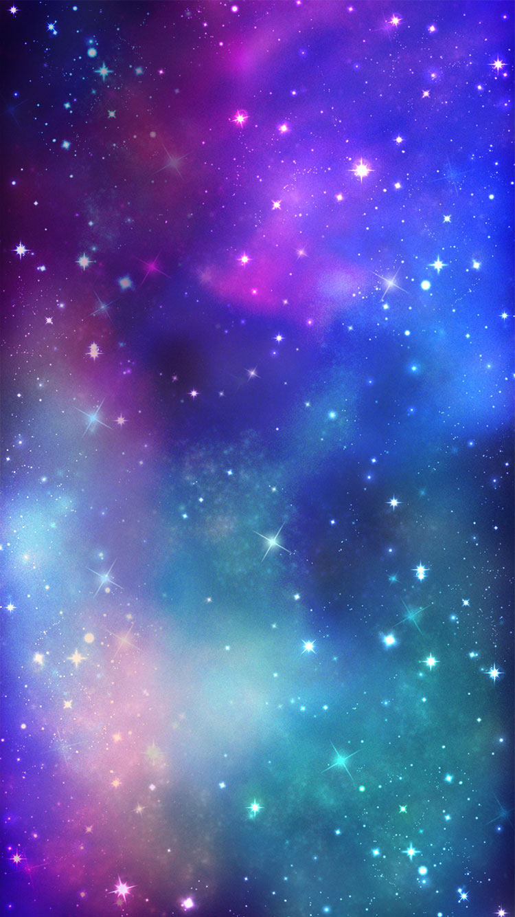 night-stars-iphone-7-wallpaper
