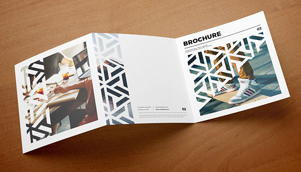 Modern Style Brochure  Catalogue  Template Design Ideas For