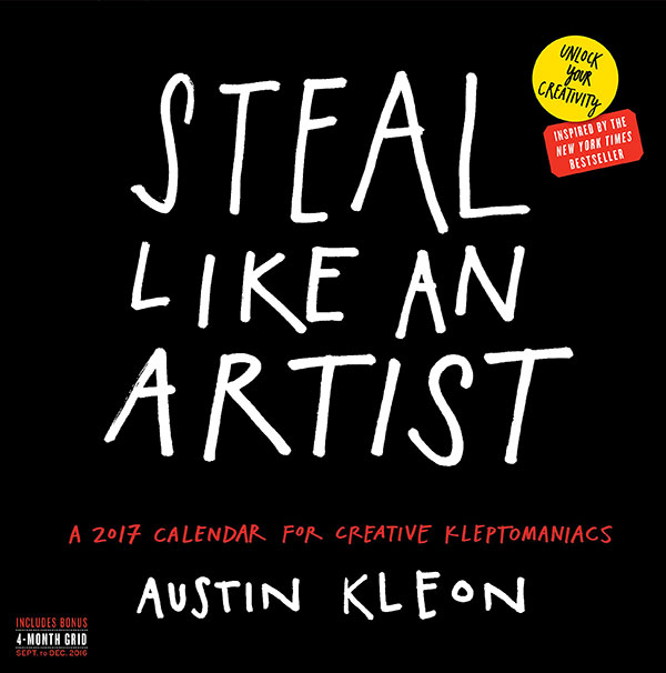 Steal-like-an-artist-2017-calendar