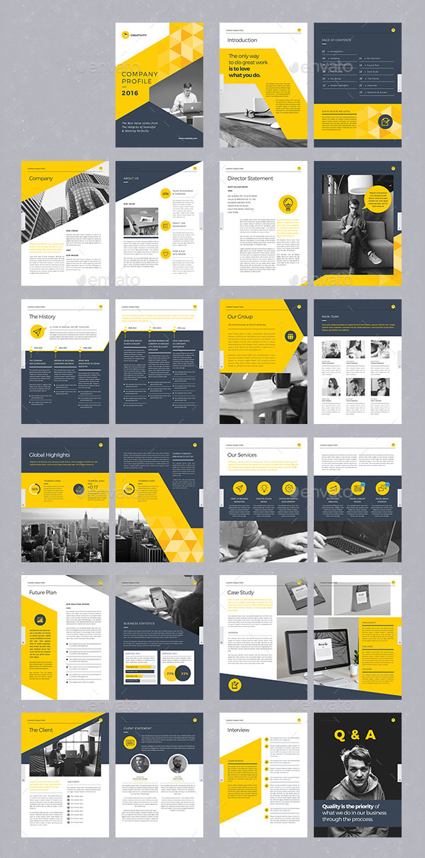 web design company brochure design ideas - Brochure Design Ideas