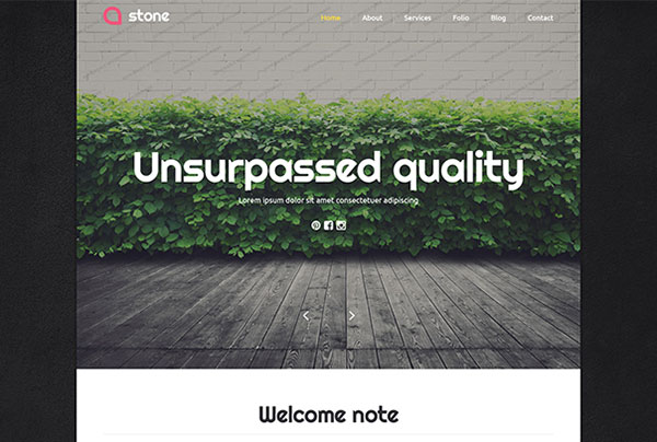 Free Stone CherryFramework 4 WordPress Theme