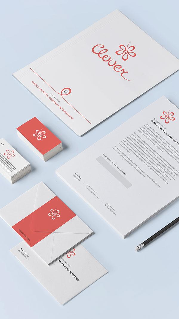clover-logo-design