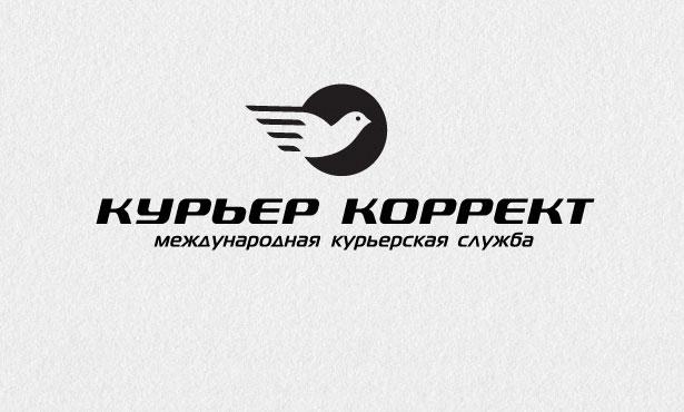 courier-correct-courier-service-logo-design