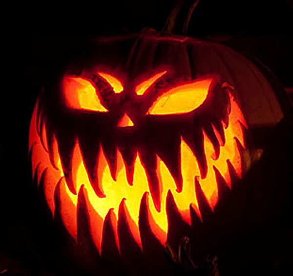 Most scary halloween pumpkin carving ideas designs