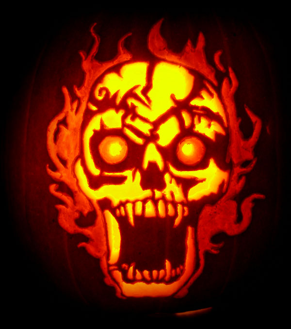 20 Most Scary Halloween Pumpkin Carving Ideas & Designs for 2016