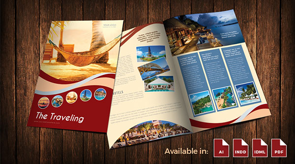 bi-fold-travel-brochure-template-design-in-ai-indd-idml-pdf-formats-feature-image