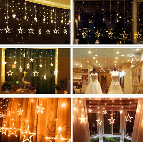 christmas-stars-party-home-decorations-2016