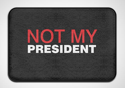 not-my-president-doormat